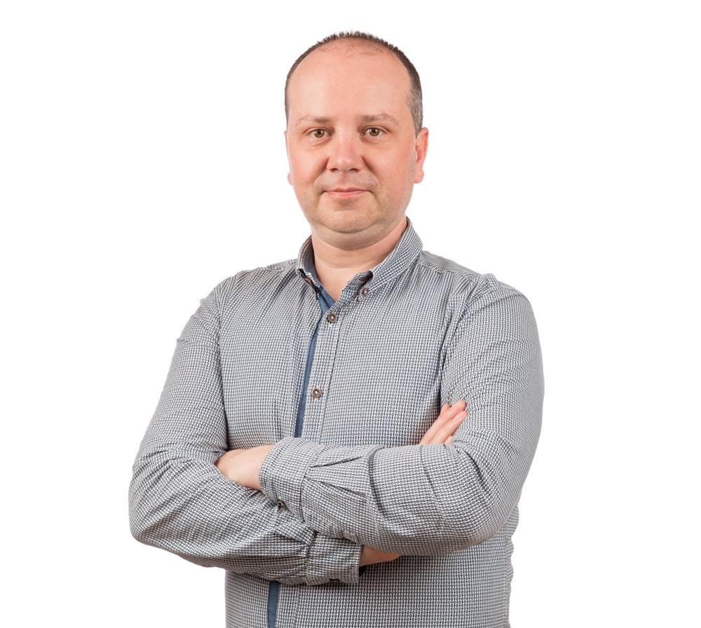 O nas REM portreti Janez Podpadec