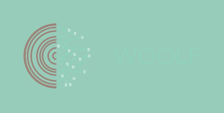 Les in leseni izdelki v življenjski dobi - WOOLF WOOLF logo png 2 1